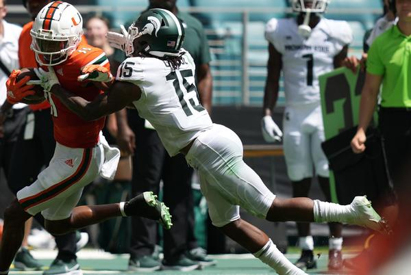 Picture for How to watch Miami Hurricanes football vs. Central Connecticut State on TV, live stream