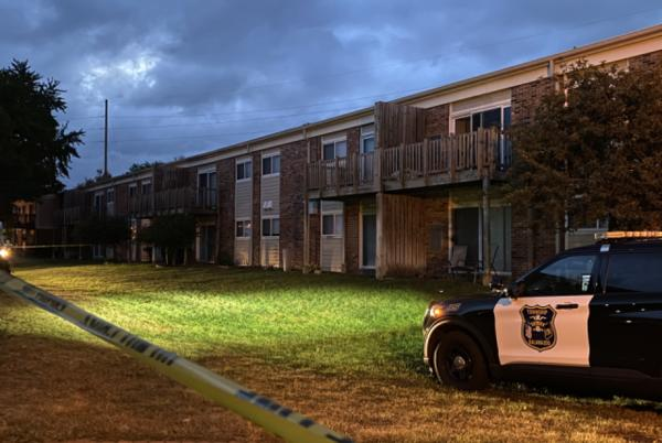 Picture for Police identify man found dead outside Kalamazoo Township apartment