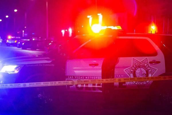 Picture for Man fatally shot in central Las Vegas