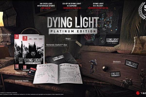 Picture for Dying Light Platinum Edition Dated, Dying Light 2: Stay Human - Cloud Version Confirmed