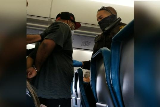 Picture for Man who punched Hawaiian airlines flight attendant appears in court