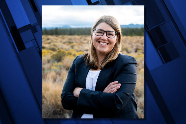 Picture for Bend pastor Morgan Schmidt launches run for Deschutes County commissioner