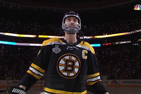 Picture for BHN Puck Links: Chara, Boston Bruins Prospects, Eichel