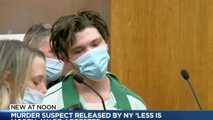 Cover for Murder suspect released under NY's parole reform law, re-arrested hours later: cops