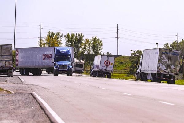 Picture for No more semi parking along Greyhound Drive if city approves new ordinance