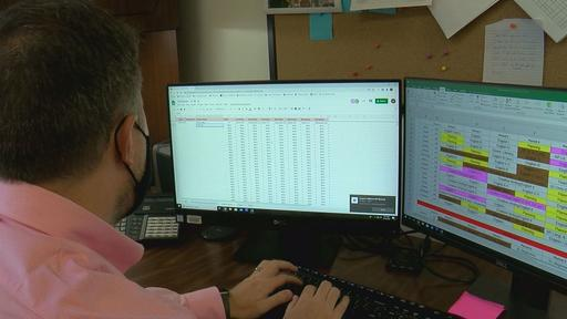 We Hope To Never Use It Biloxi High Develops Data Program To