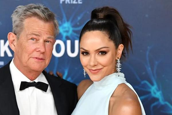 Picture for Katharine McPhee Shares Flirty Exchange with Husband David Foster on IG