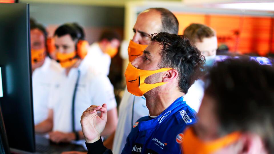 Picture for Daniel Ricciardo Ready To 'Fast-Track' McLaren Progress With Triple-Header