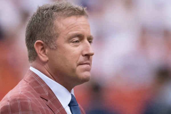Picture for Kirk Herbstreit reacts to disgusting behavior from App State fans