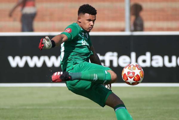 Picture for Dominate Kaizer Chiefs, that's SuperSport United's target - Ronwen Williams
