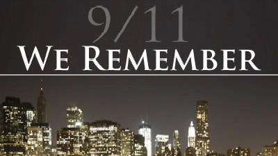 Cover for My Remembrance of 9/11