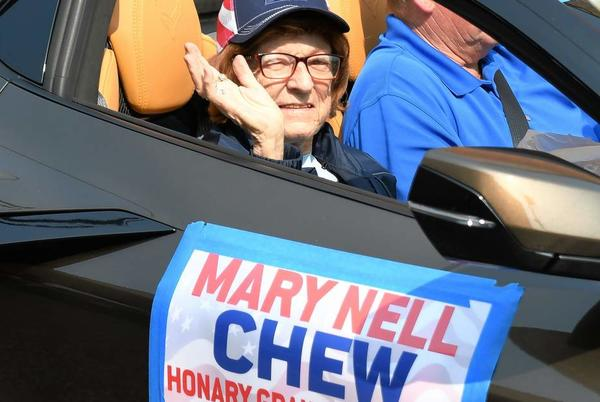 Picture for Veterans on Parade draws crowds to Marion