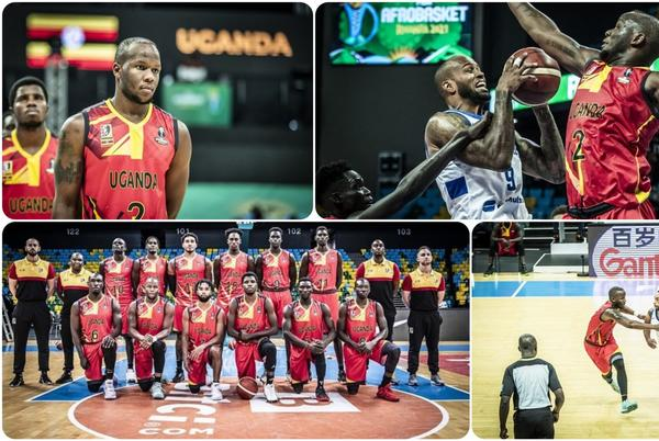 Picture for Adam Seiko's life changing trip to AfroBasket 2021