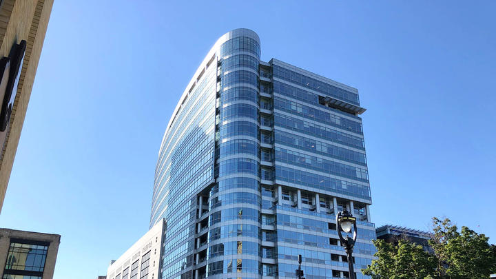 Cover for First look: Johnson Bank's new Downtown offices and branch