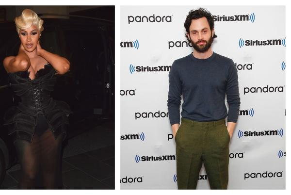 Picture for Penn Badgley on If Cardi B Will Be on 'You' Season 4