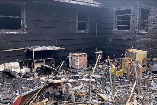 Picture for 16-year-old Manitowoc Girl's Home Ownership Dreams Go Up in Smoke After Arson Fire