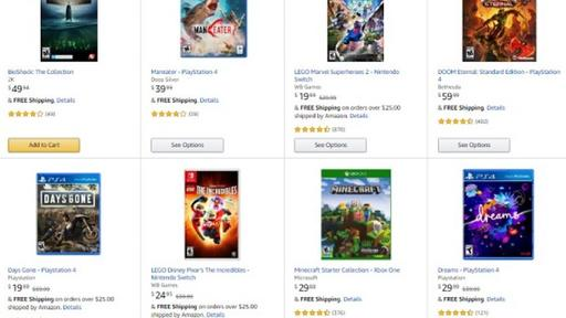 amazon ps4 games buy two get one free
