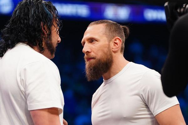 Picture for B/R Belts: Top WWE, AEW Performances for the Week of Sept. 19