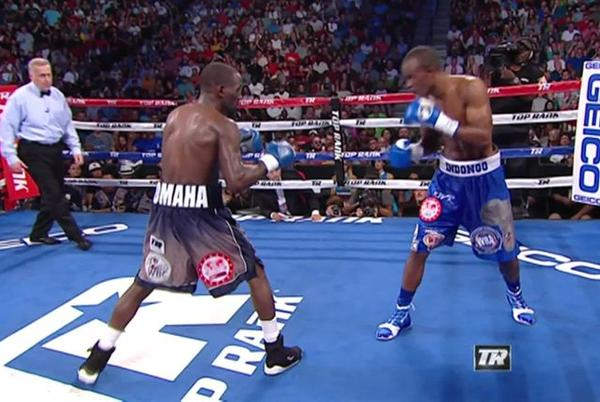 Picture for Terence Crawford to fight Shawn Porter for WBO welterweight title on November 20 in Las Vegas