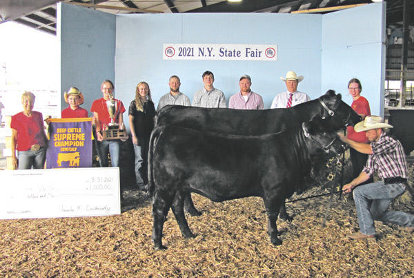 Picture for The best of the best at the NYS Supreme Show