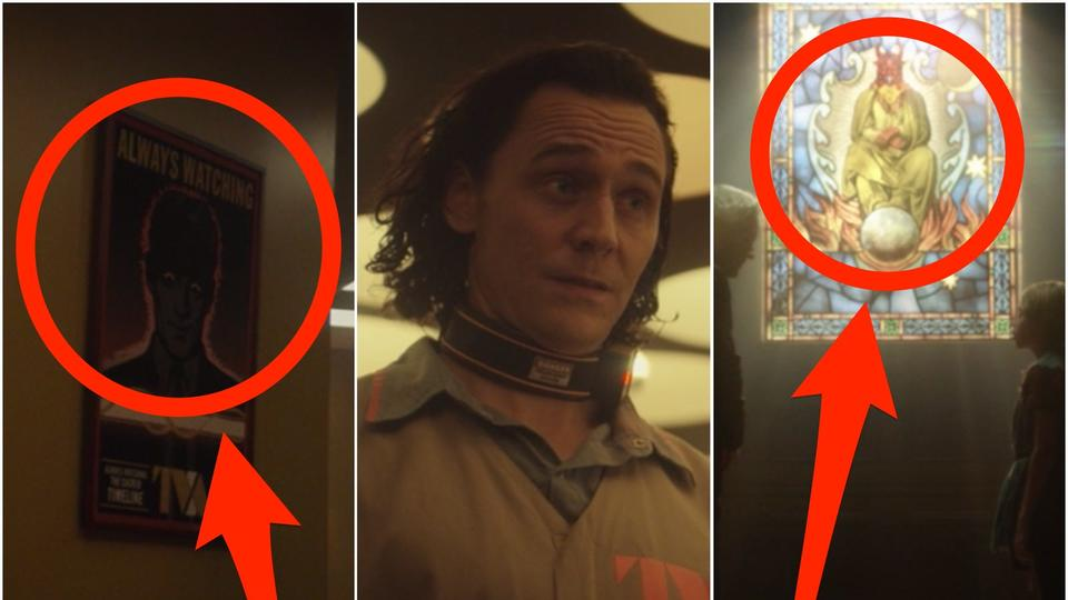 Picture for 18 details you missed in 'Loki'