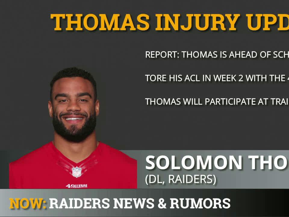 las-vegas-raiders-news-rumors-solomon-thomas-injury-update-kenyan-drake-s-impact-in-2021