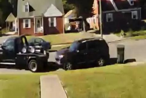 Picture for Tow Truck Pirate is Raiding the Roads of Richmond