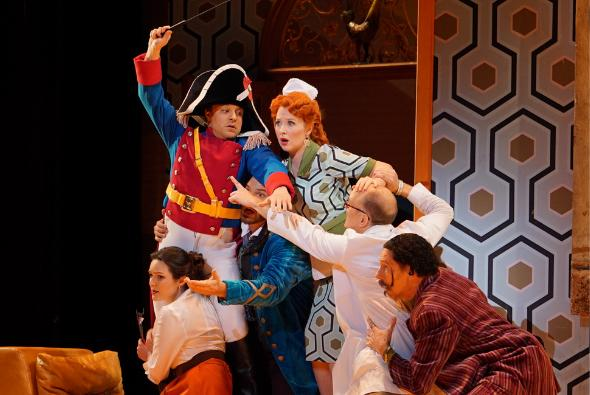 """Picture for Utah Opera Presents The Barber of Seville—and """"You Have to See It to Believe It"""""""
