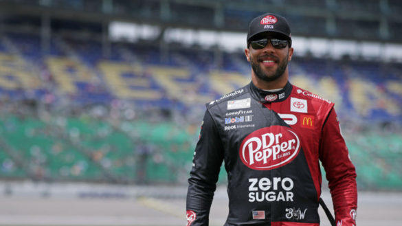 Picture for Bubba Wallace Says Wendell Scott Is 'Legend Status' Ahead of Honoring NASCAR Pioneer in Sunday's Race