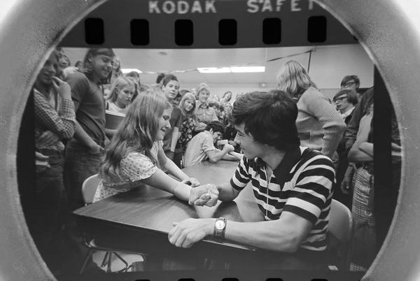 Picture for Images: Through the Film Magnifier: Jimmy Carter, Mitzi Gaynor, pumpkin carving, arm wrestling and more