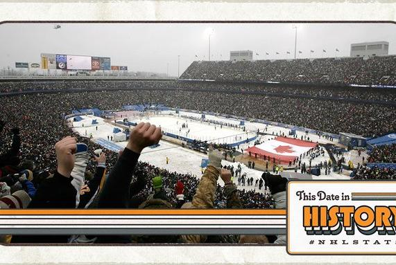Picture for Sabres Look to Win First Outdoor Game in 2022 Heritage Classic