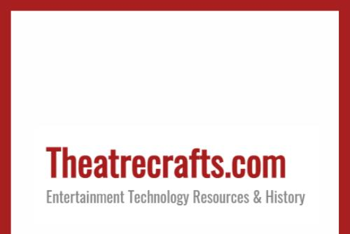 Picture for Theatre Crafts