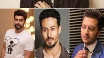 Picture for Arjun Kapoor, Tiger Shroff, Riteish Deshmukh Wishes Happy Birthday Varun Dhawan