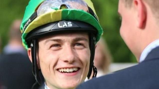 Picture for Amateur jockey, 19, is found hanged dead in car wash as he began promising horseracing career, inquest hears