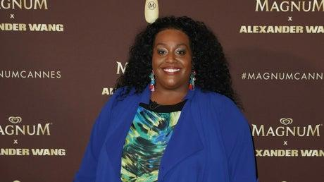 Picture for Alison Hammond recreates then-and-now photographs with son