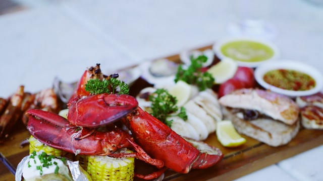 Cover for The top 3 San Diego seafood restaurants with water views