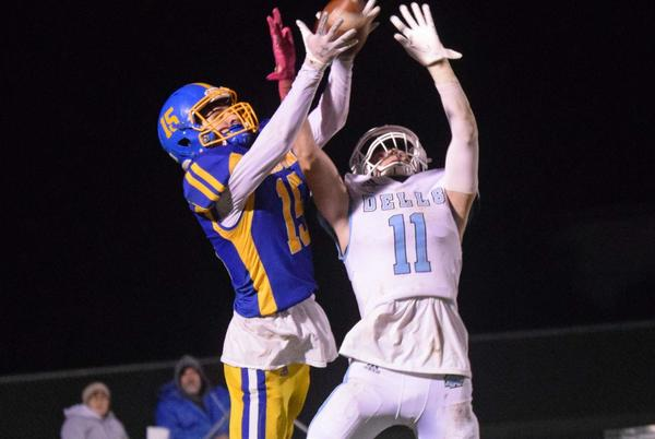 Picture for First-year player Jacob Rockwell rises to occasion, helps lead Wisconsin Dells to outright SCC crown