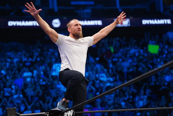 Picture for AEW's Bryan Danielson: 'I See These Next 3 Years as My Last as a Full-Time Wrestler'