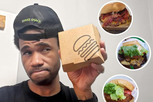 Picture for I ate every burger and sandwich at Shake Shack, and ranked them from worst to best