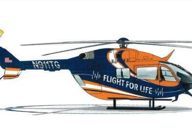 Picture for Flight for Life to add two helicopters to fleet