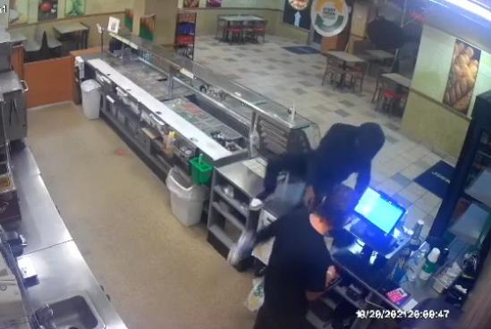 Picture for Akron Subway robbed at gunpoint; Police believe suspect is teen