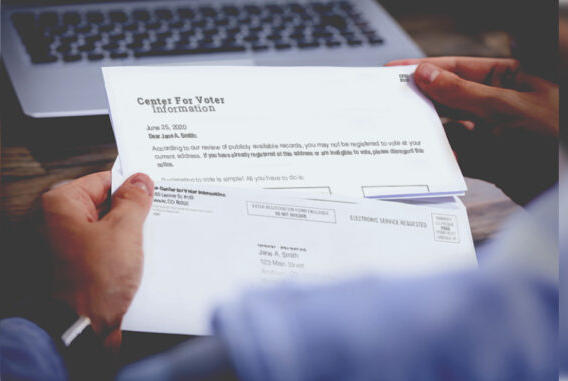 Picture for Surge in vote-by-mail applications courtesy a nonprofit