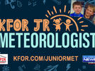 Picture for KFOR / KAUT Junior Meteorologists – Dakota, Lincoln and Wylie from Wewoka Elementary