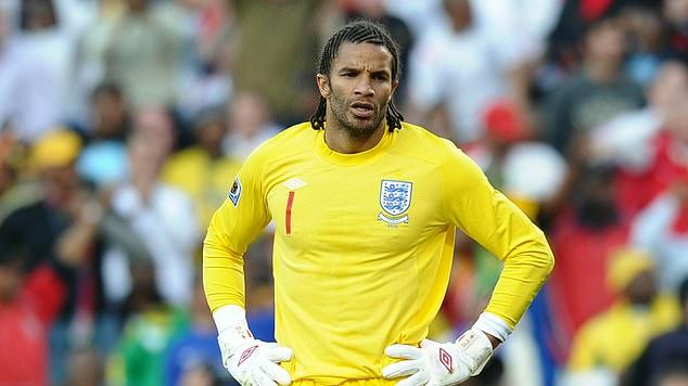 Picture for EXCLUSIVE: David James opens up on missing out on Euro 2000 after a place was 'promised' to Richard Wright, becoming England No 1 again aged 39 and why Jude Bellingham's Euro 2020 spot ISN'T a wildcard like Theo Walcott