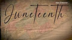 Cover for Fort Bend County celebrating its first Juneteenth celebration