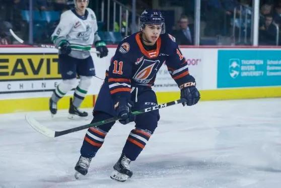 Picture for WHL: Kamloops Blazers Off to Hot Start