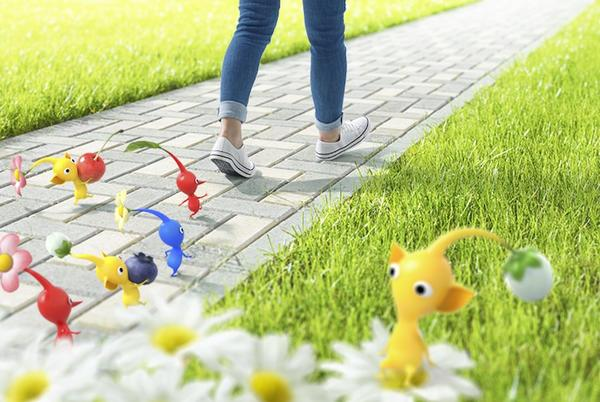 Picture for Niantic's new 'Pikmin Bloom' AR game on iPhone is perfect for getting back in shape post COVID-19