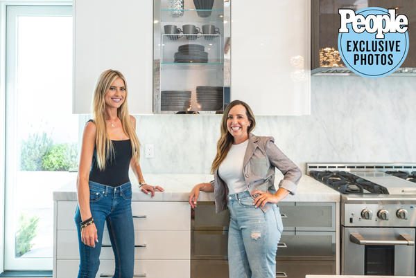 Picture for Christina Haack Shows Off Her 'Super Organized' New Home, Transformed by Tidying Pro Ryen Toft
