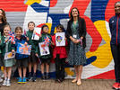 Picture for Three-time Olympian Denise Lewis and mouth artist Henry Fraser unite to drive home support for Team GB with art relay