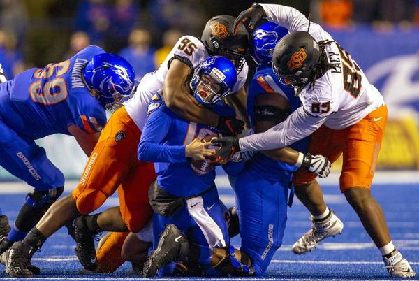 Picture for Boise State vs. Utah State College Football Odds, Plays and Insights